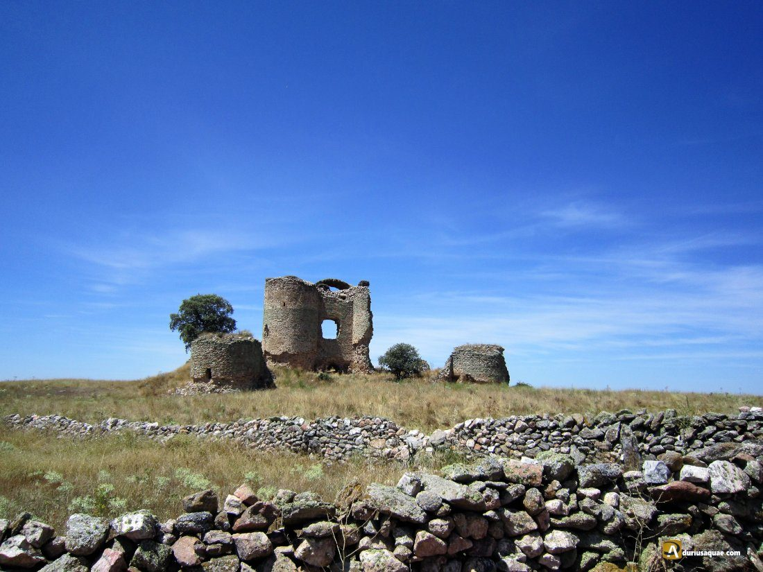 Durius Aquae: Castillo de Asmensal