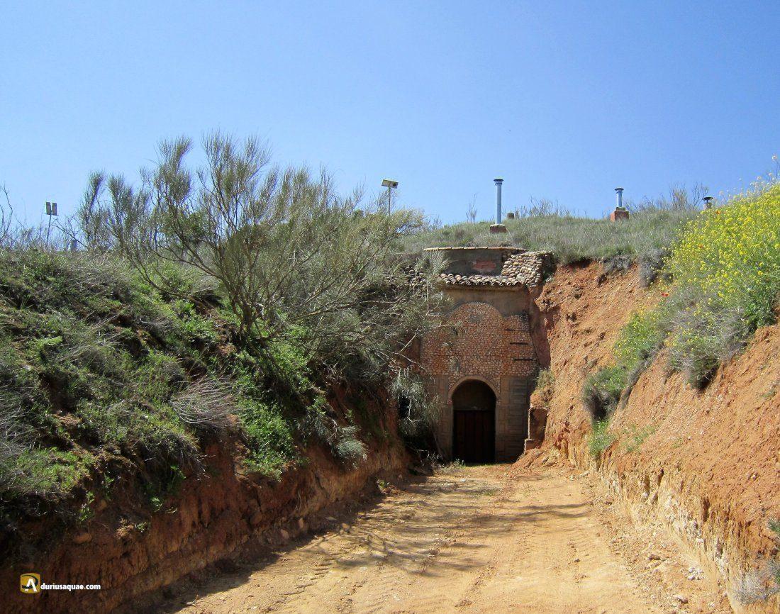 Durius Aquae: Bodegas tradicionales de San Román de Hornija