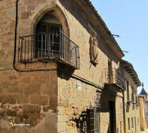 Durius Aquae. Palacio Osorio en Valderas