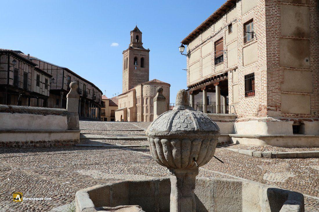 Durius Aquae: Arévalo. Plaza de la Villa