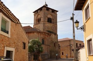 Durius Aquae: Espinosa de Cervera: Iglesia de San MIllán de la Cogolla