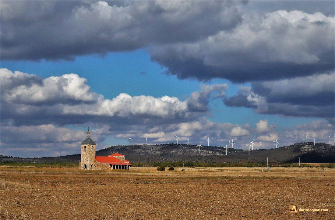 Durius Aquae: Ermita de la Virgen del Campo, Rosinos de Vidriales