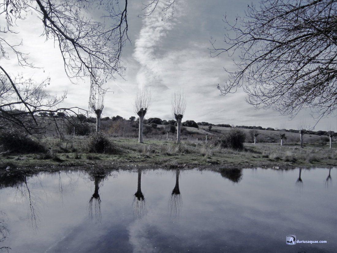 Durisu Aquae: río Yeltes en la Puebla