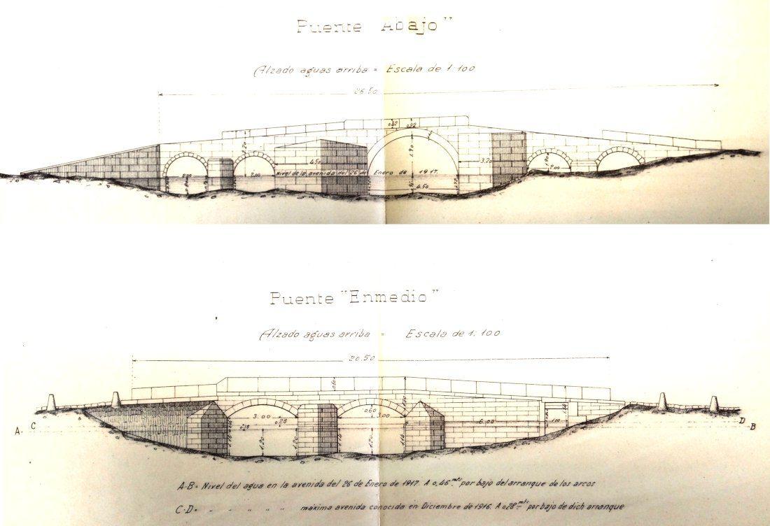 Durius Aquae: Los puentes que tuvo Castrillo de don Juan