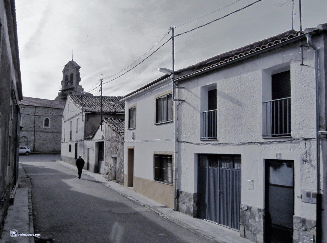 Durius Aquae: Calle de Tamames
