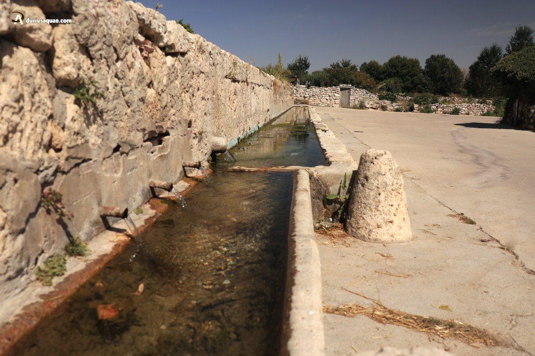 Durius Aquae: El Caño, en Bahabón de Esgueva