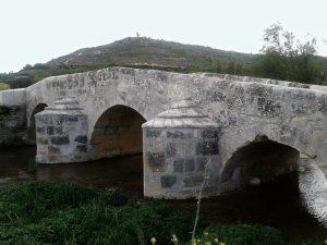 Puente romano de Tórtoles (foto Facebook)