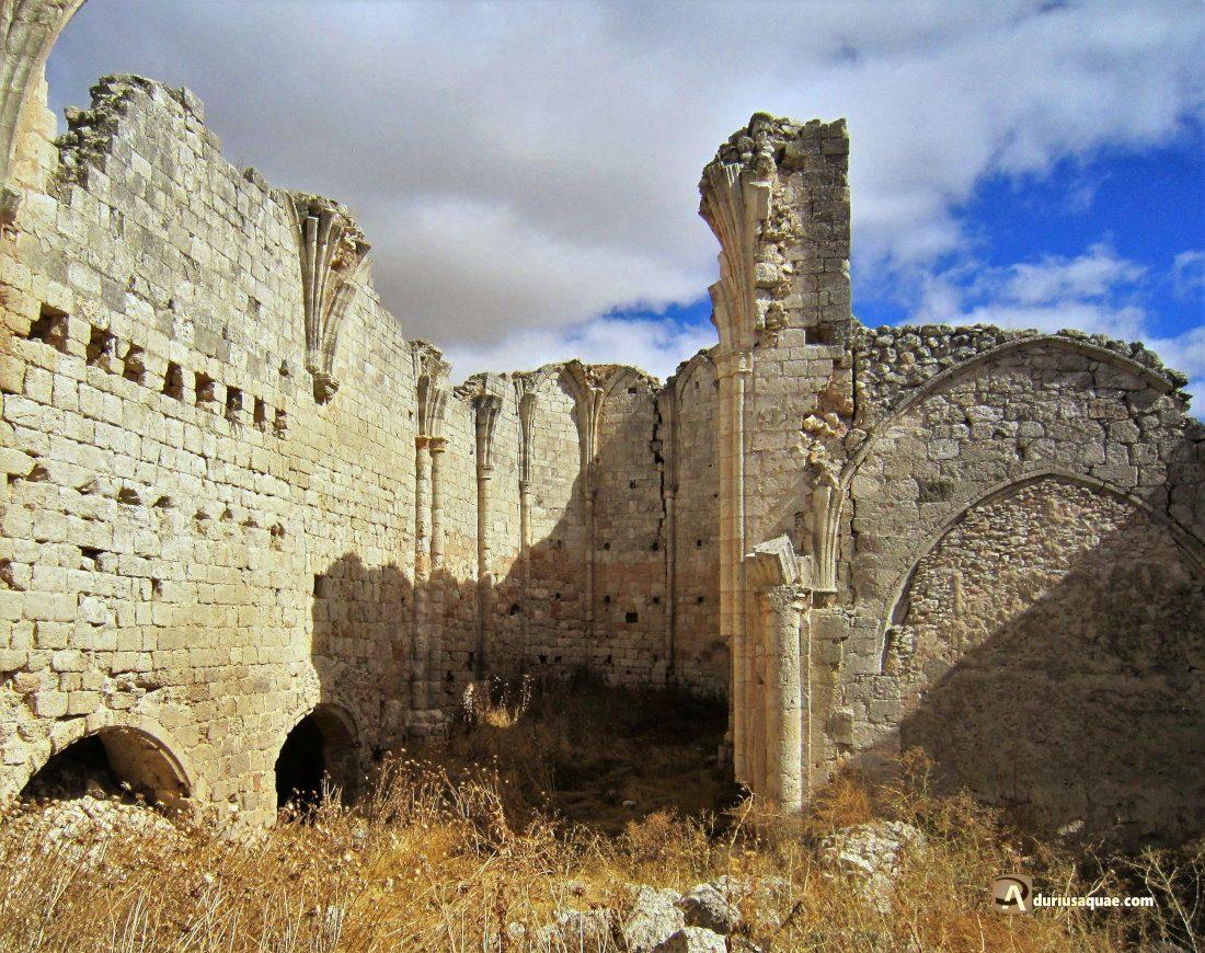 Durius Aquae: Ruinas del monasterio de la Virgen de los Valles