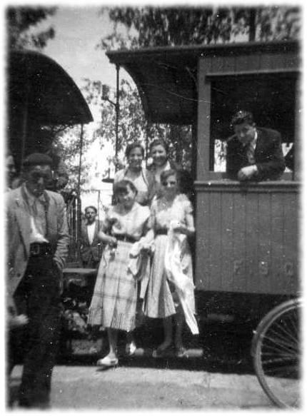 Durius Aquae: estación de Castroverde de Campos, años 50 siglo XX
