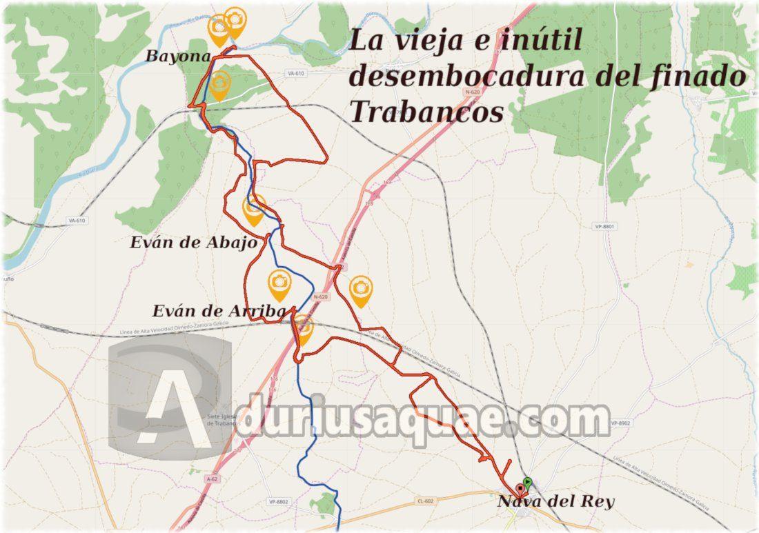 Ruta Naval del Rey-Bayona