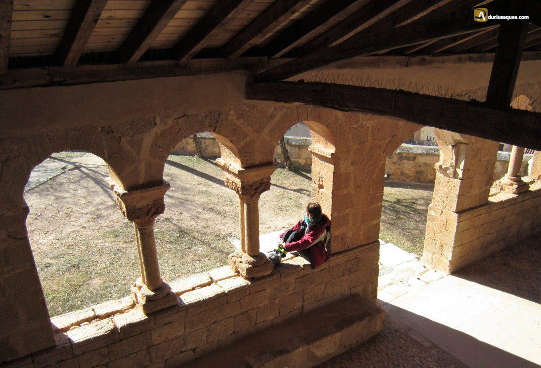 Durius Aquae: Pórtico románico de San Martín de Finojosa