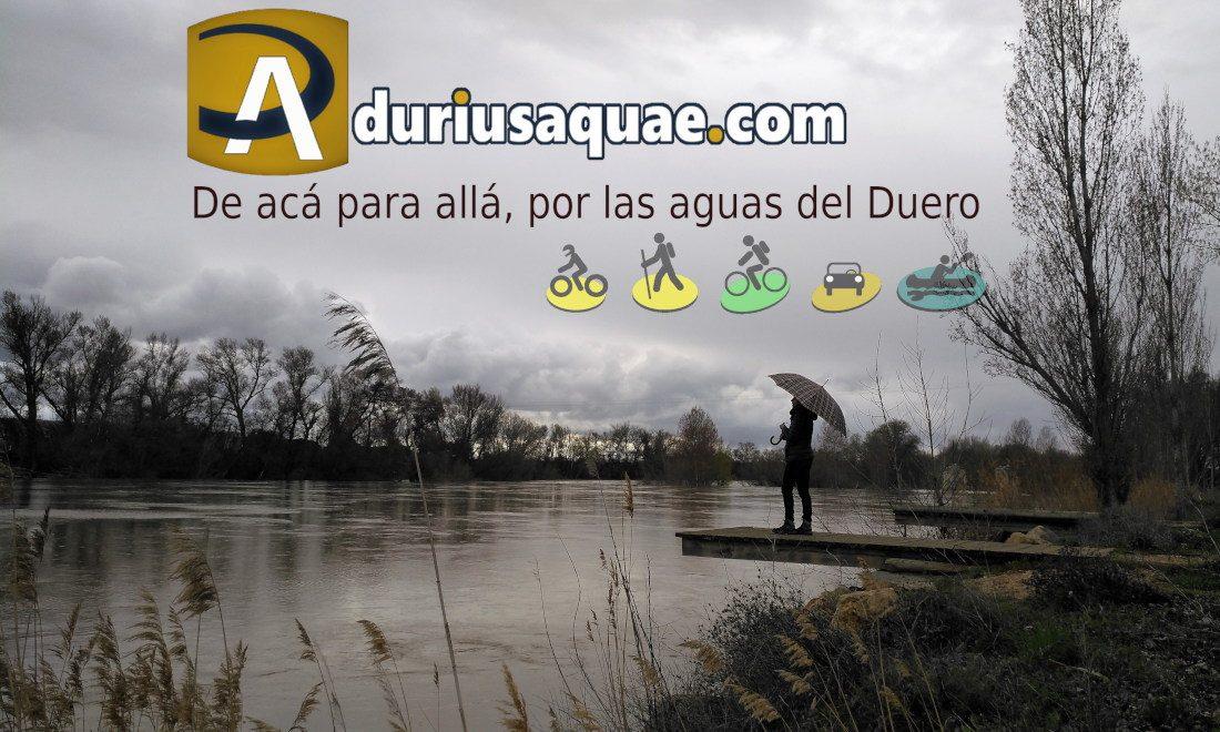 De acá para allá por las aguas del Duero