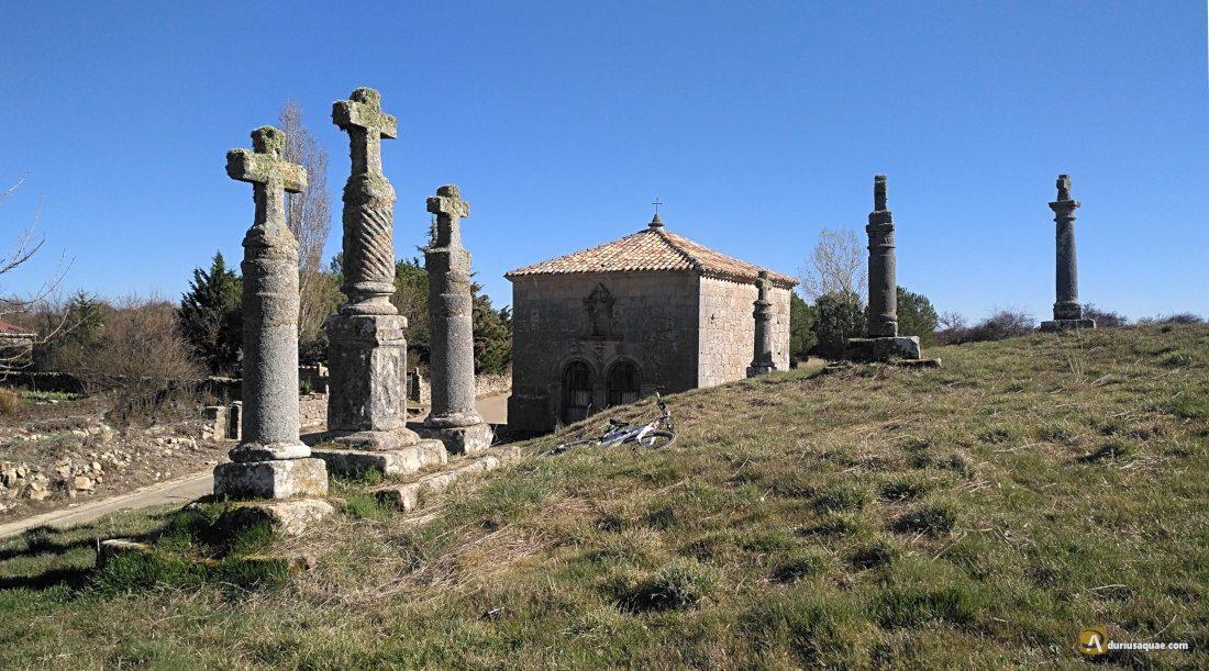 Durius Aquae: via crucis en Romanillos de Medinacelli