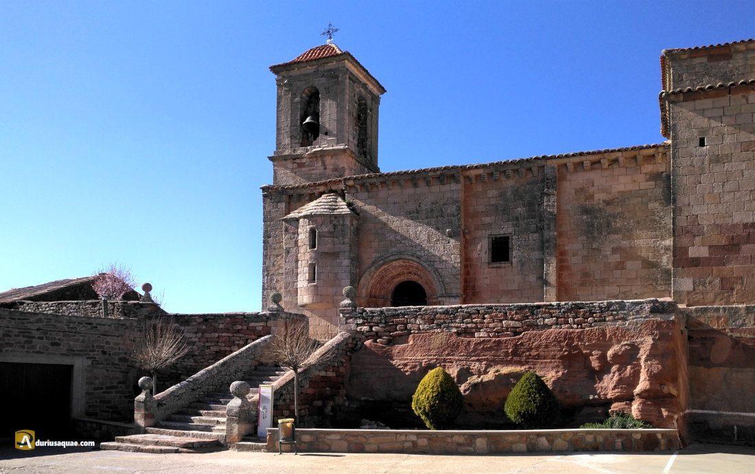 Durius Aquae: Iglesia de San Miguel