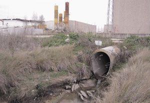Otro río del Duero. Arroyo Espanta Valladolid.