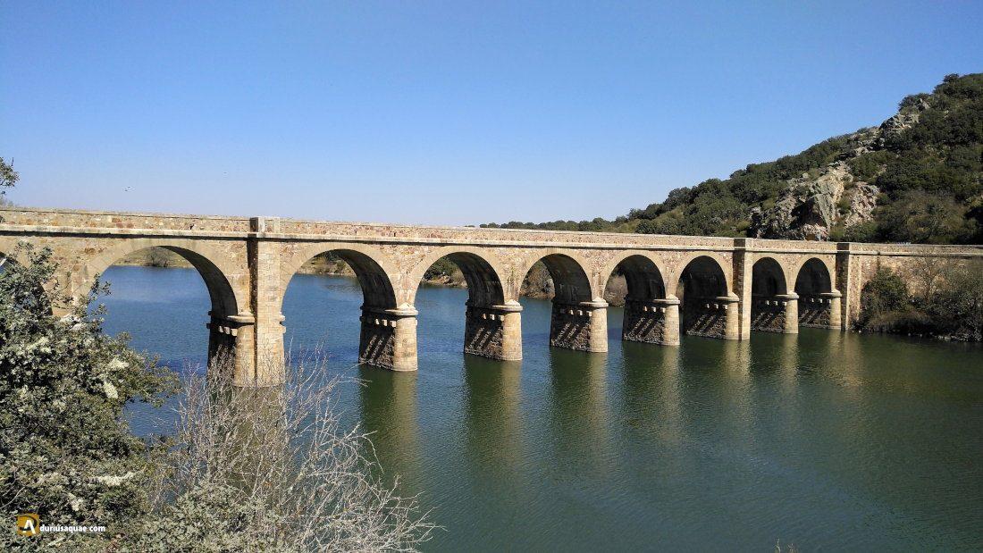 Durius Aquae: puente de Quintos