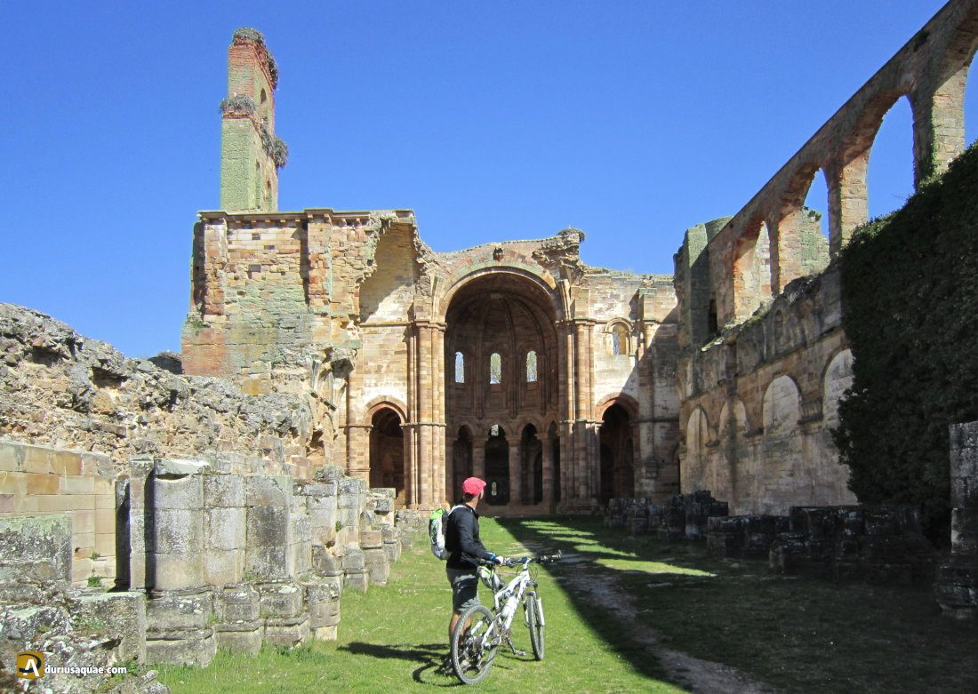 Durius Aquae: monasterio de Moreruela