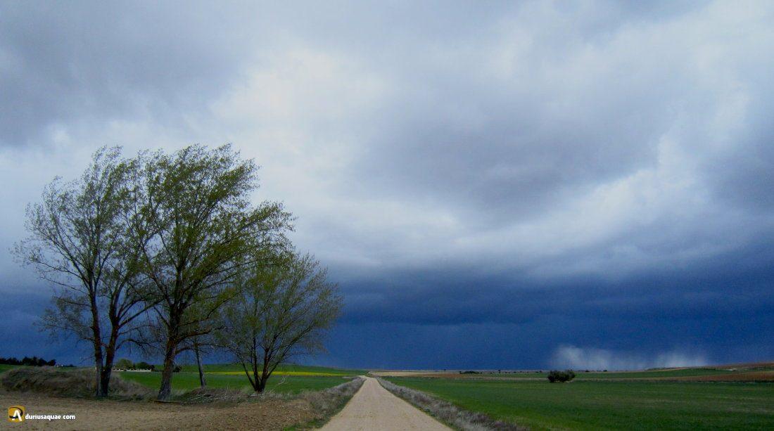 Durius Aquae: tormenta en la Armuña