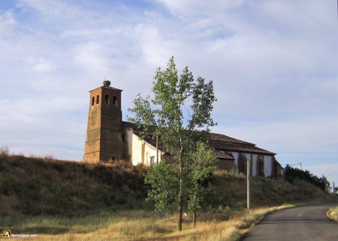 Durius Aquae: Melgar de Arriba. Iglesia de San Miguel