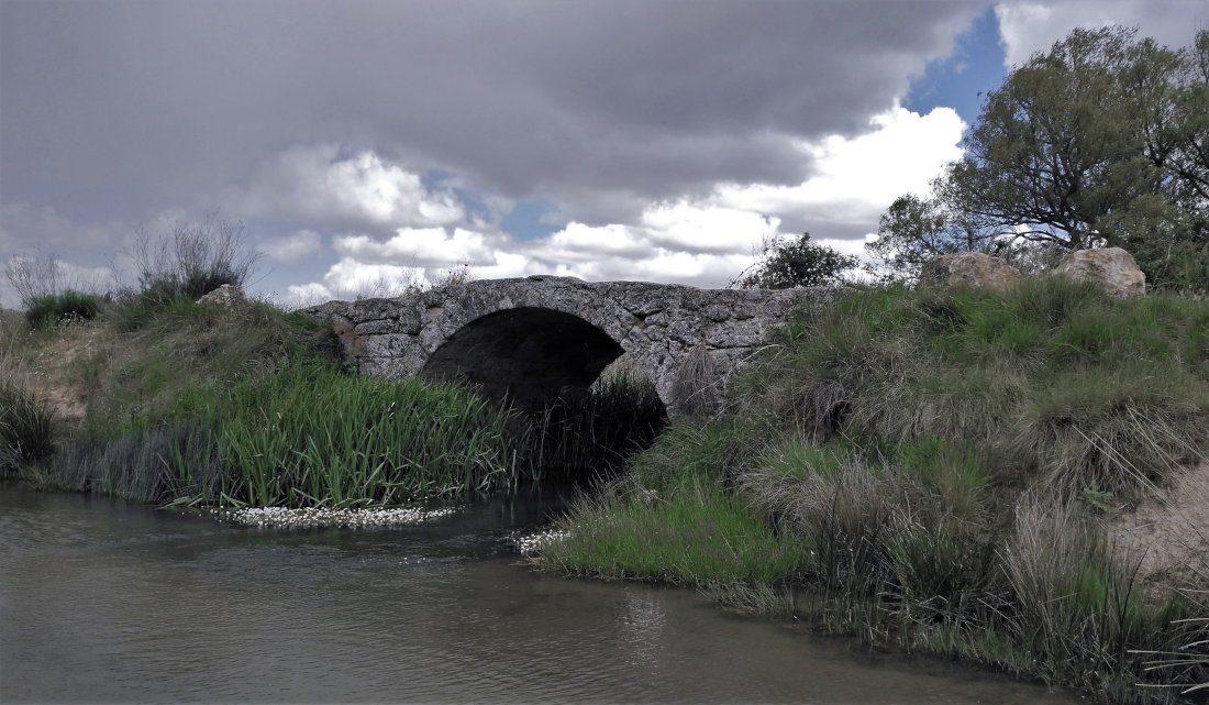 Durius Aquae: Gumiel de Izán, puente de San Pedro