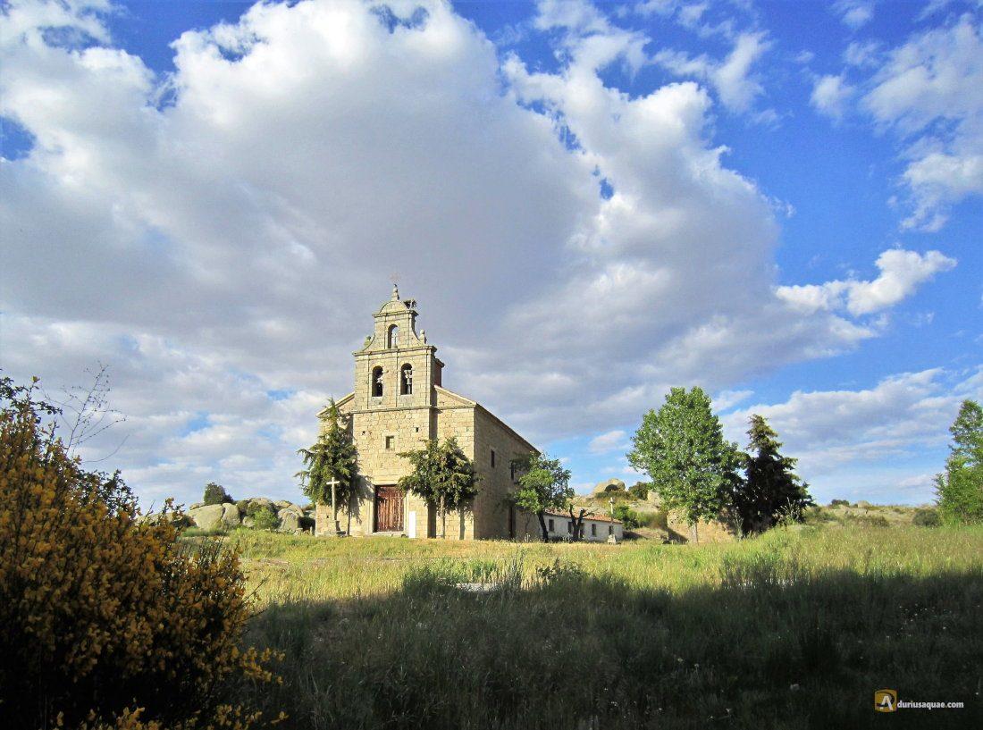 Durius Aquae: Ermita de la Virgen de Rihondo