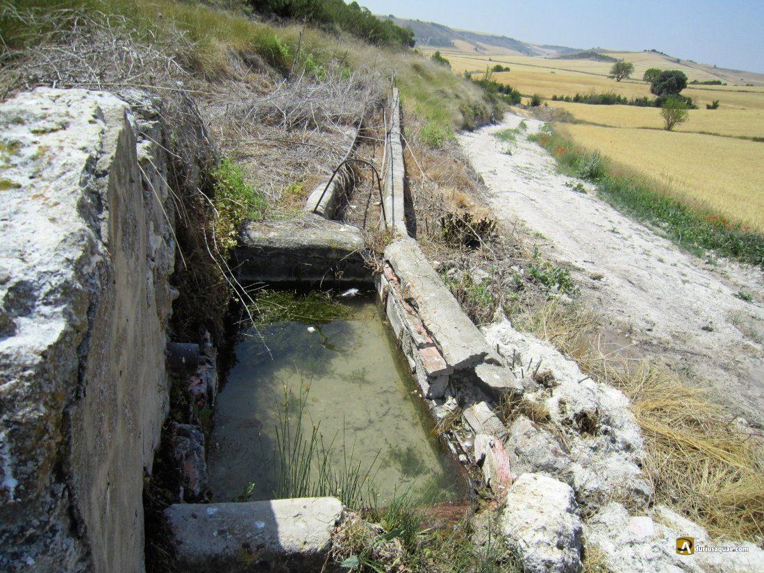 Langayo: fuente de los Aguaduchos
