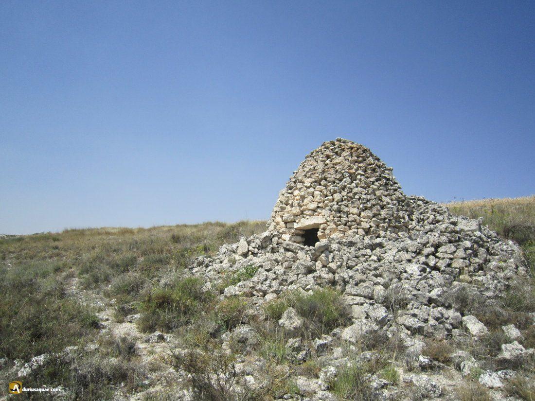 Quintanilla de Arriba: el chozo de San Masín