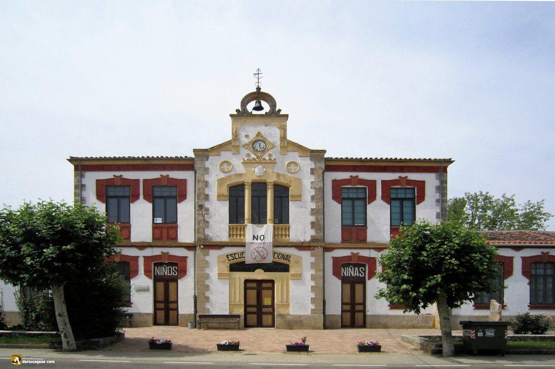 Durius Aquae: escuelas de Pozoantiguo