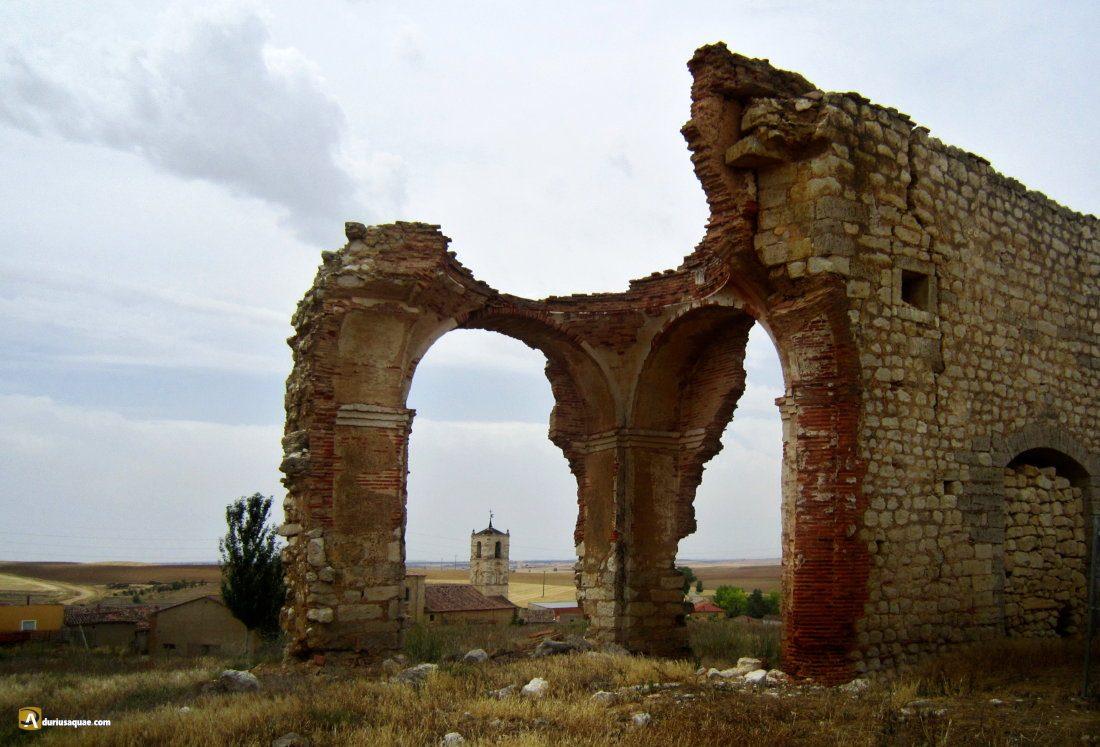 Durius Aquae: Abezames. Ruinas de la iglesia del Salvador