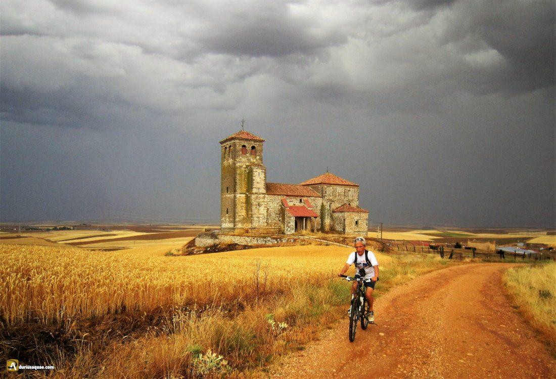 Durius Aquae: Iglesia de Fuentesecas