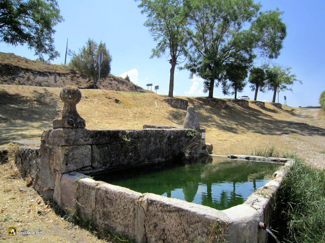 Durius Aquae: caño en Pedraza de la Sierra