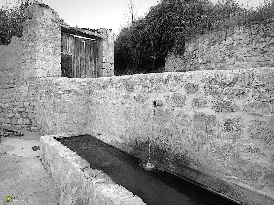Durius Aquae: Caño en Hornillos de Cerrato