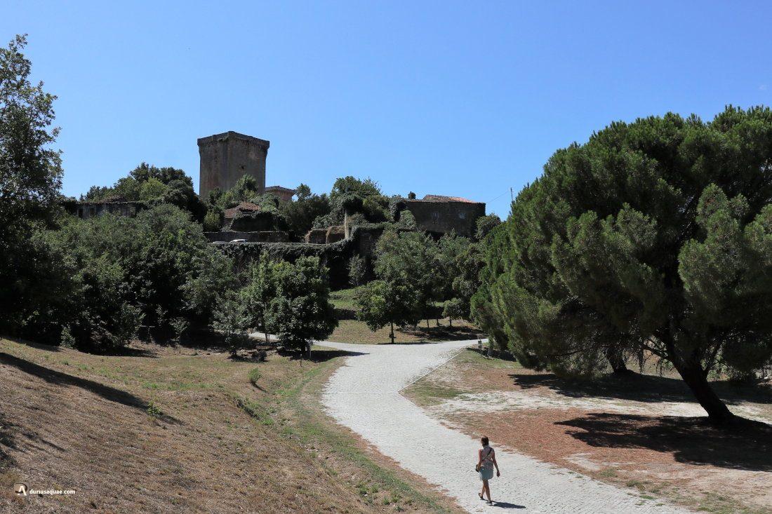 Durius Aquae: Castillo de Monterrei