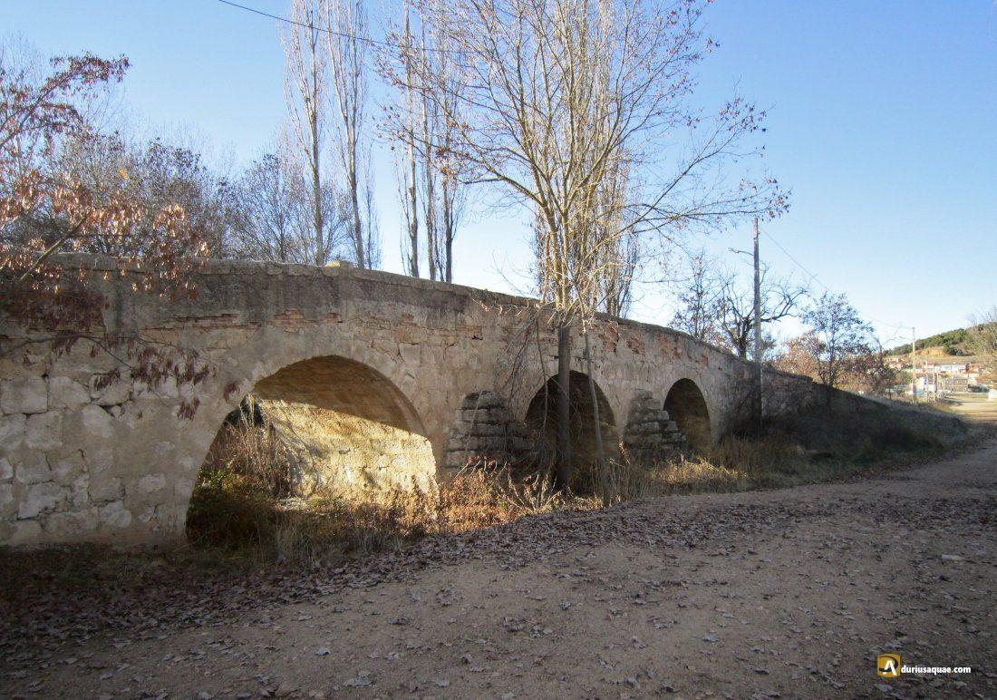 Durius Aquae: Puente de Allá en Belver de los Montes