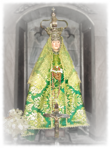 San Pedro de Latarce: Virgen de la Bóveda