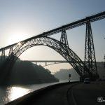 Oporto, puentes sobre el Duero, María Pía e Infante