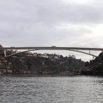 Oporto: puente del Infante