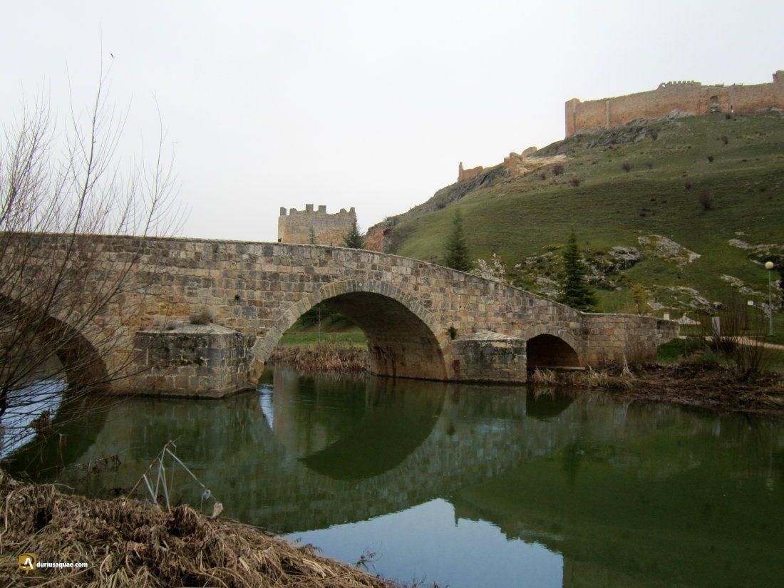 Durius Aquae: Puente romano de Osma, Torre del Agua y Castillo