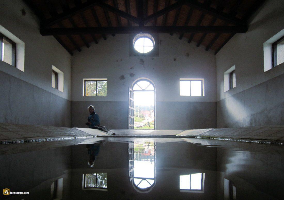 Durius Aquae: lavaderos de Lodares de Osma