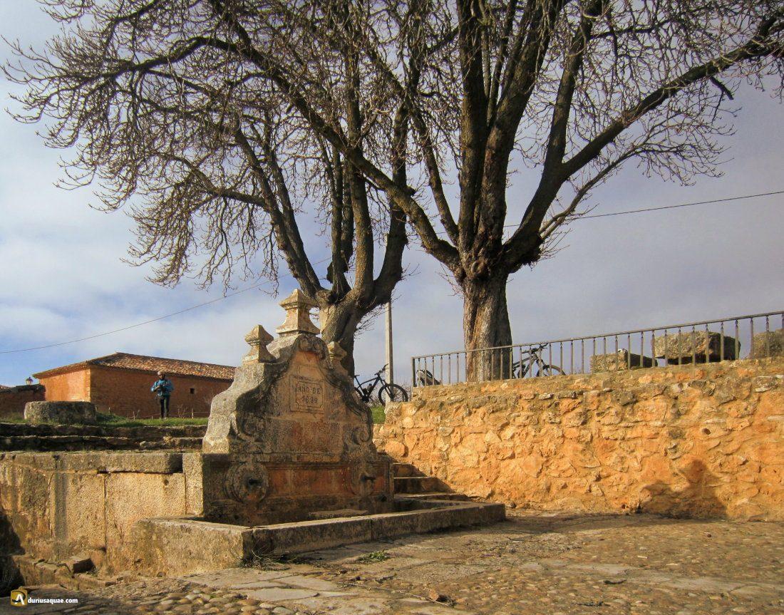 Durius Aquae: Valdenebro, la fuente Vieja