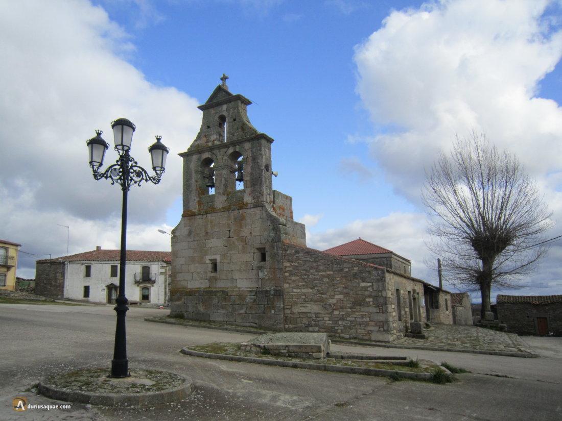 Durius Aquae: Pedanía de Las Uces, Valsalabroso. Salamanca