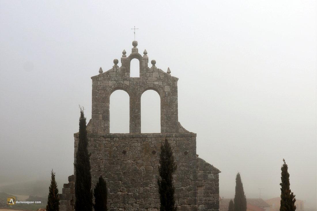 Durius Aquae: Berceruelo: espadaña de San Juan Bautista