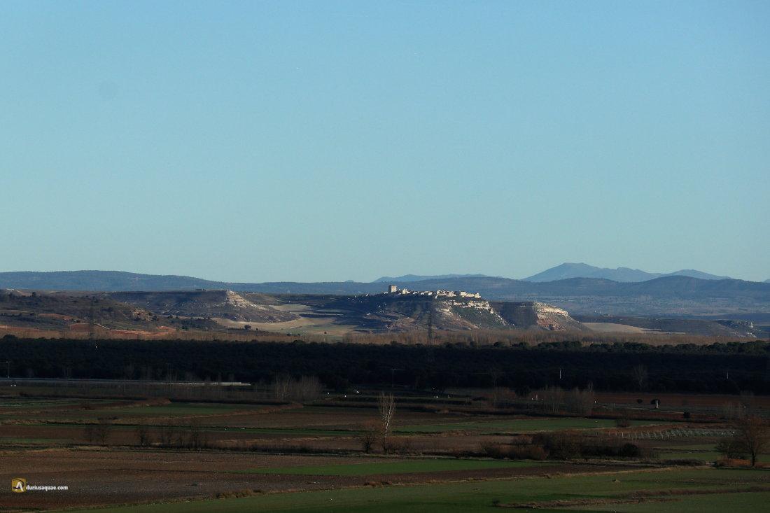 Vista de Haza desde Roa