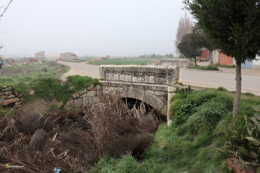 Durius Aquae: puente de piedra sobre el arroyo de los Molinos