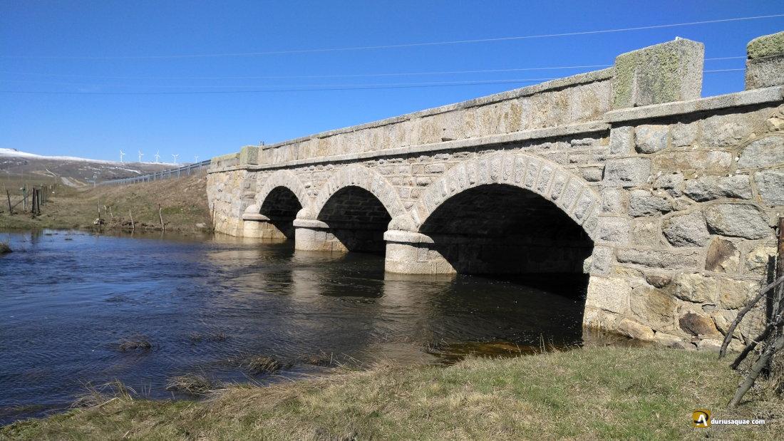 Durius Aquae: Puente sobre el río Voltoya