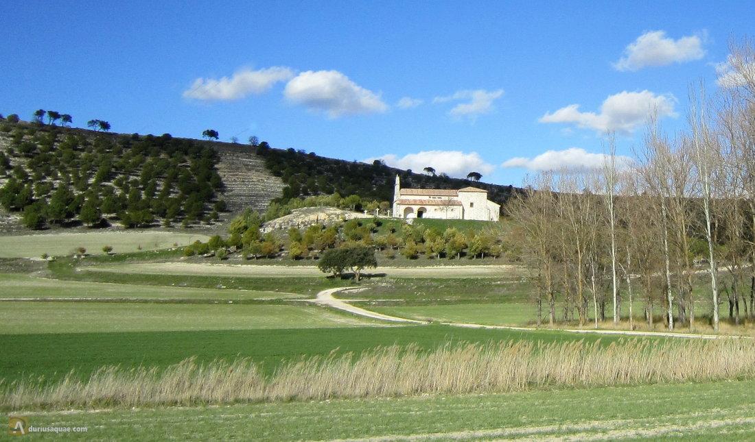 Durius Aquae: Arroyo Jaramiel y la Ermita de Capilludos
