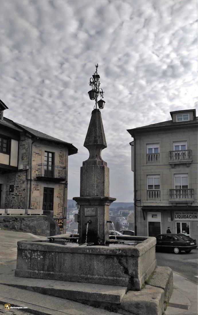 El Pilón en Puebla de Sanabria