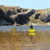 Lago de Truchillas: museo al aire libre