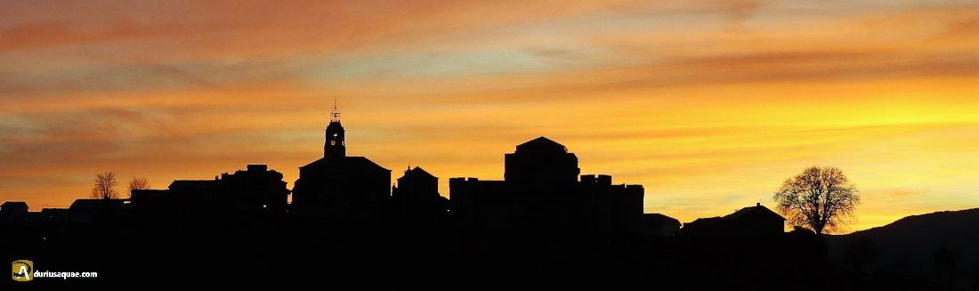 Skyline de Puebla de Sanabria