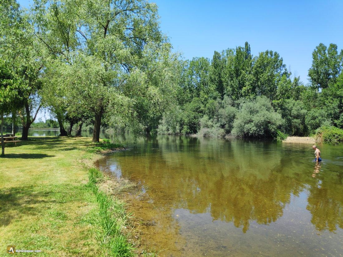 Durius Aquae: Tablada, Santibañez de Tera